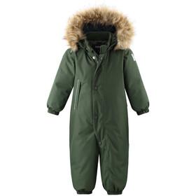 Reima Gotland Winter Overall Toddler dark green